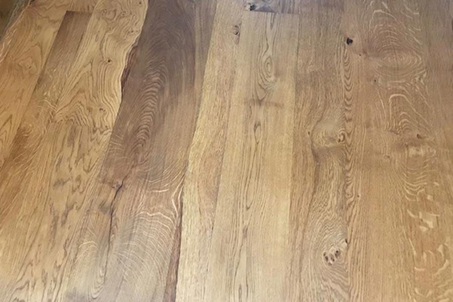 Character Oak Sample
