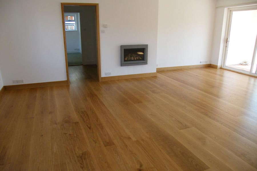 First Quality Oak Flooring