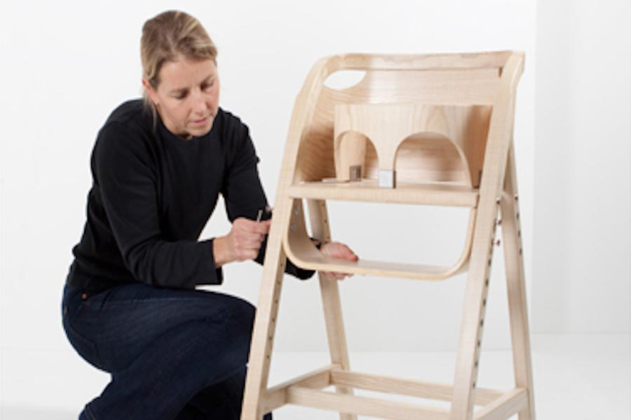 prince Georges high chair