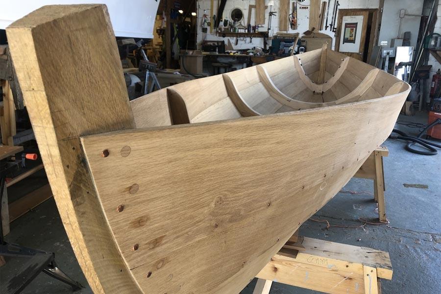 Oak chet boat